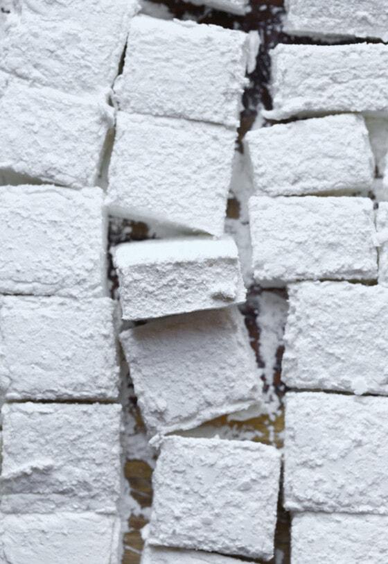 Fluffy Homemade Marshmallows Recipe