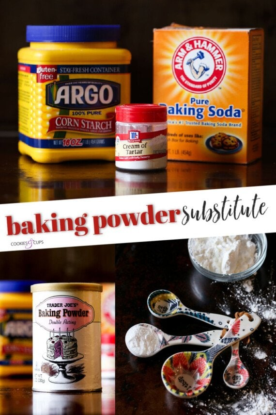 Homemade Baking Powder Pinterest Image