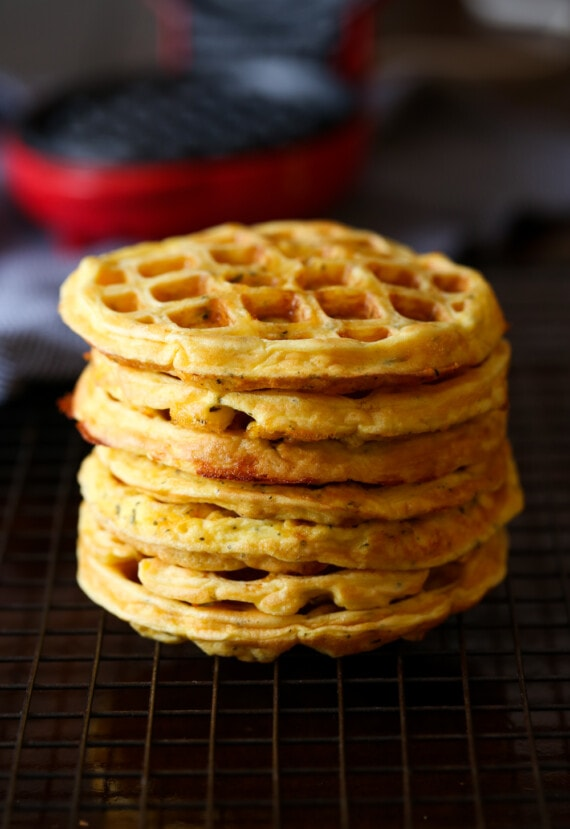 Stack of Chaffles